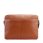 MESSI 01 SB MESSENGER BAG REGULAR PRINTED,  tan