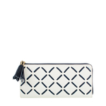 Kochab W2 Women s Wallet, Cow Deer Melbourne Ranch,  white, cow deer