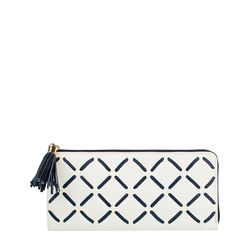Kochab W2(Rfid) Women's Wallet, Cow Deer Melbourne Ranch,  white