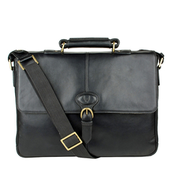 Parker 01 Briefcase,  black, regular