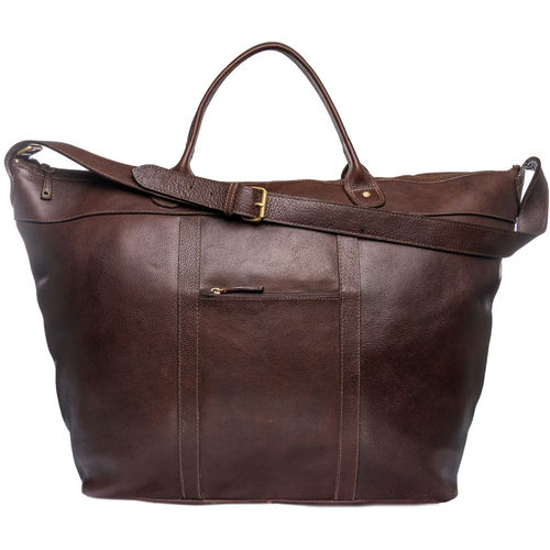Roberto Men s Duffle Bag, Soweto,  brown