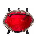 Hidesign X Kalki Stardust 02(A) Women s Shoulder bag, Regular,  metallic black