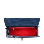 BILLY 02 WOMENS HANDBAG MELBOURNE RANCH,  midnight blue