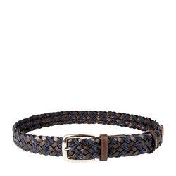 Roma Men's belt,  brown, l