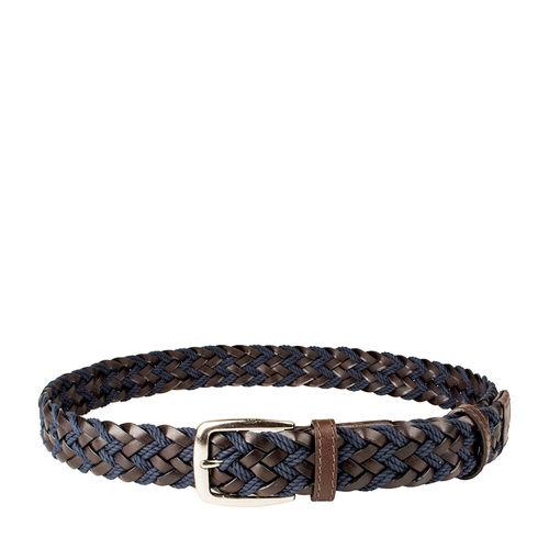 Roma Men s belt, m,  brown