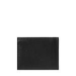 017SC(RFID) MENS WALLET PRINTED REGULAR,  black
