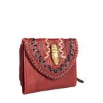 Swala W1 (Rfid) Women s Wallet, Kalahari Mel Ranch,  red