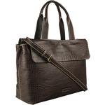 Whb 001 Women s Handbag, Cow,  brown