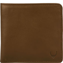 017[ Rfid] Men's Wallet Printed Regular,  tan