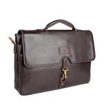 Jaguar 02 Men s Briefcase Soho,  brown