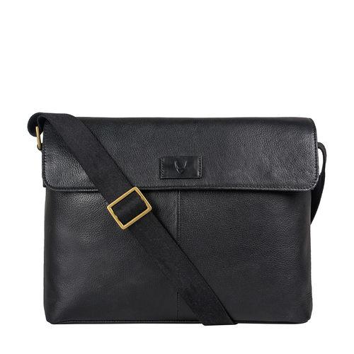 Ee Pluto 01 Messenger Bag, Regular,  black