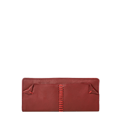 Stitch W1 Women's wallet, Roma Melbourne Ranch,  red