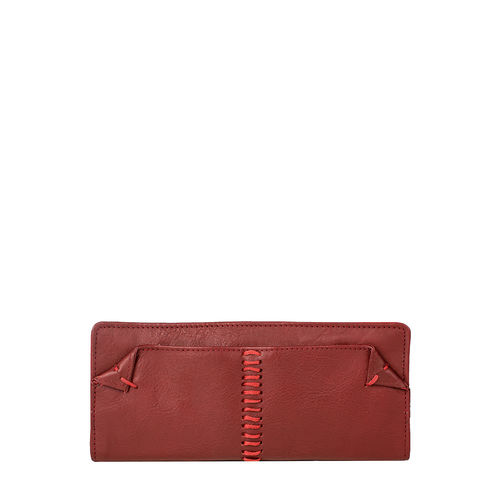Stitch W1 Women s wallet, Roma Melbourne Ranch,  red