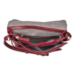 Chione 02 Women s Handbag, Ranchero,  dark red