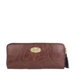 Rose W2 Women s wallet, Rose Emboss Mel Ranch,  brown