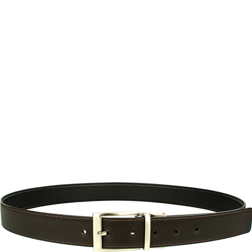 Alberto Men s belt, Manhattan Ranch, 38-40,  black
