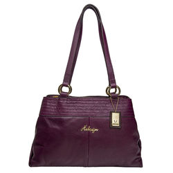 42nd Street 01 Women's Handbag, Roma Ranch,  aubergine