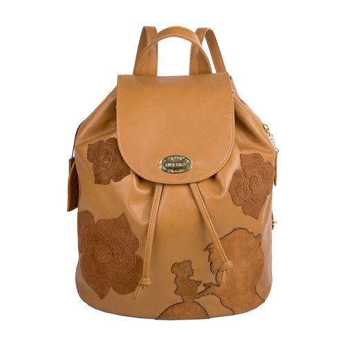 Plumette 01 Women s Handbag, Ranch Split Matching,  honey