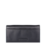 Shanghai W1 Sb Women s wallet, Melbourne Ranch Snake,  black