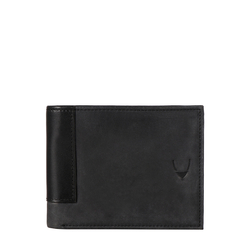 295 017 (RFID) MEN'S WALLET CAMEL,  black