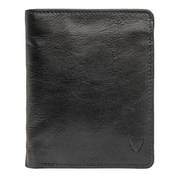 L108 Men's Wallet, Regular,  black