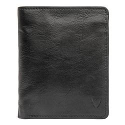 L108 Men's Wallet, Regular,  black