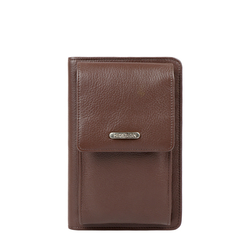 MONDRAIN WOMENS WALLET REGULAR,  brown