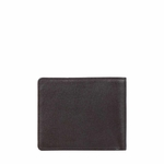 EE URANUS W1 RF MENS WALLET MANHATTAN,  brown