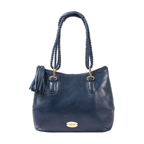 Acacia 03 Women s Handbag EI Sheep,  midnight blue