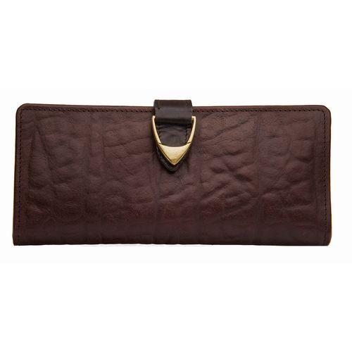 Yangtze W1 Women s Wallet, elephant,  brown