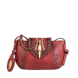 Swala 04 Women's Handbag, Kalahari,  red