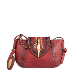 Swala 04 Women's Handbag, Kalahari Mel Ranch,  red