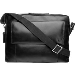 Branzi 02Messenger bag,  black