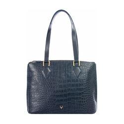 Scorpio 02 Sb Women's Handbag Croco,  midnight blue