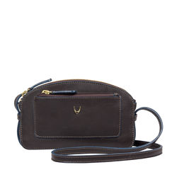 Hidesign x Kalki Human W1 Women's Wallet, Ranch,  brown