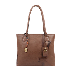SADHAVI 01 WOMENS HANDBAG COW BOY,  brown