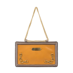 Dumas 02 Women's Handbag Melbourne Ranch,  honey