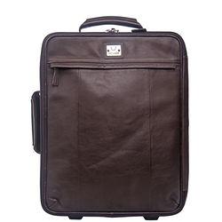 Ettore 01 Wheelie bag,  brown, regular