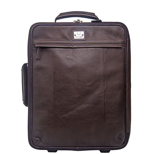Ettore 01 Wheelie bag,  brown, regular
