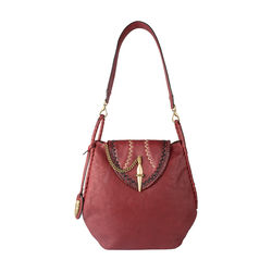 Swala 02 Handbag,  red