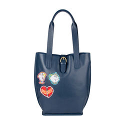 Beast 01 Handbag,  blue