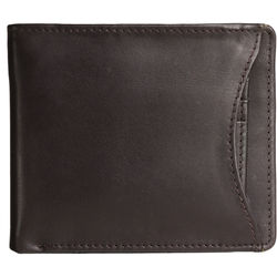21036 Men's wallet, ranch,  brown