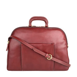 Liscio 02 Handbag,  red