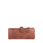 Meryl W3 (Rfid) Women s Wallet, E. I,  tan
