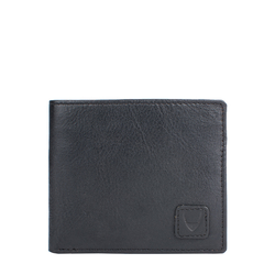 218036 (Rfid) Men's Wallet Soweto,  black