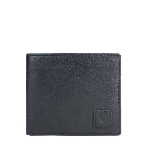 218036 (Rfid) Men s Wallet Soweto,  black