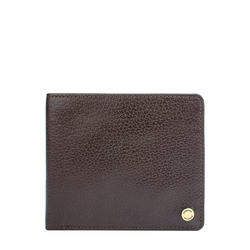 36-02 Sb Men's Wallet, Regular Printed,  brown