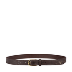 Ee Monica Women s Belt Glazed Croco Printed, 36-38,  black