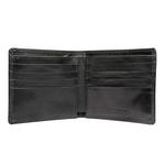 017 (Rf) Men s wallet,  black