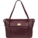 Sb Cordelia 01 Handbag, cow deer,  brown